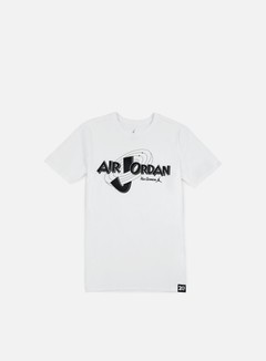 Jordan - AJ 11 Rings T-shirt, White/Black 1