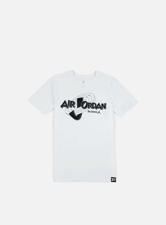 Jordan - AJ 11 Rings T-shirt, White/Black