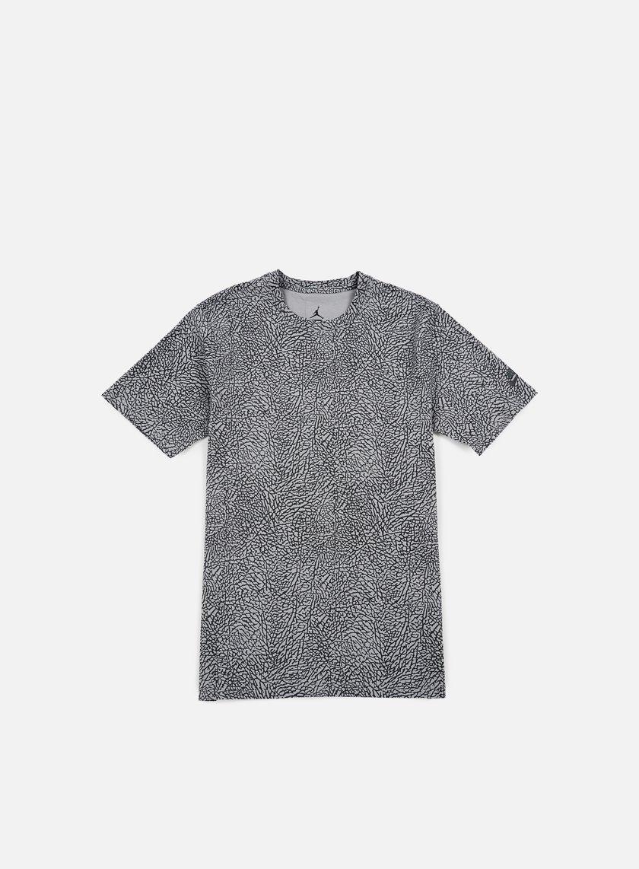 Jordan - AJ 3 Elephant T-shirt, Grey/Anthracite