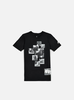 Jordan - AJ 3 Mike & Mars T-shirt, Black 1