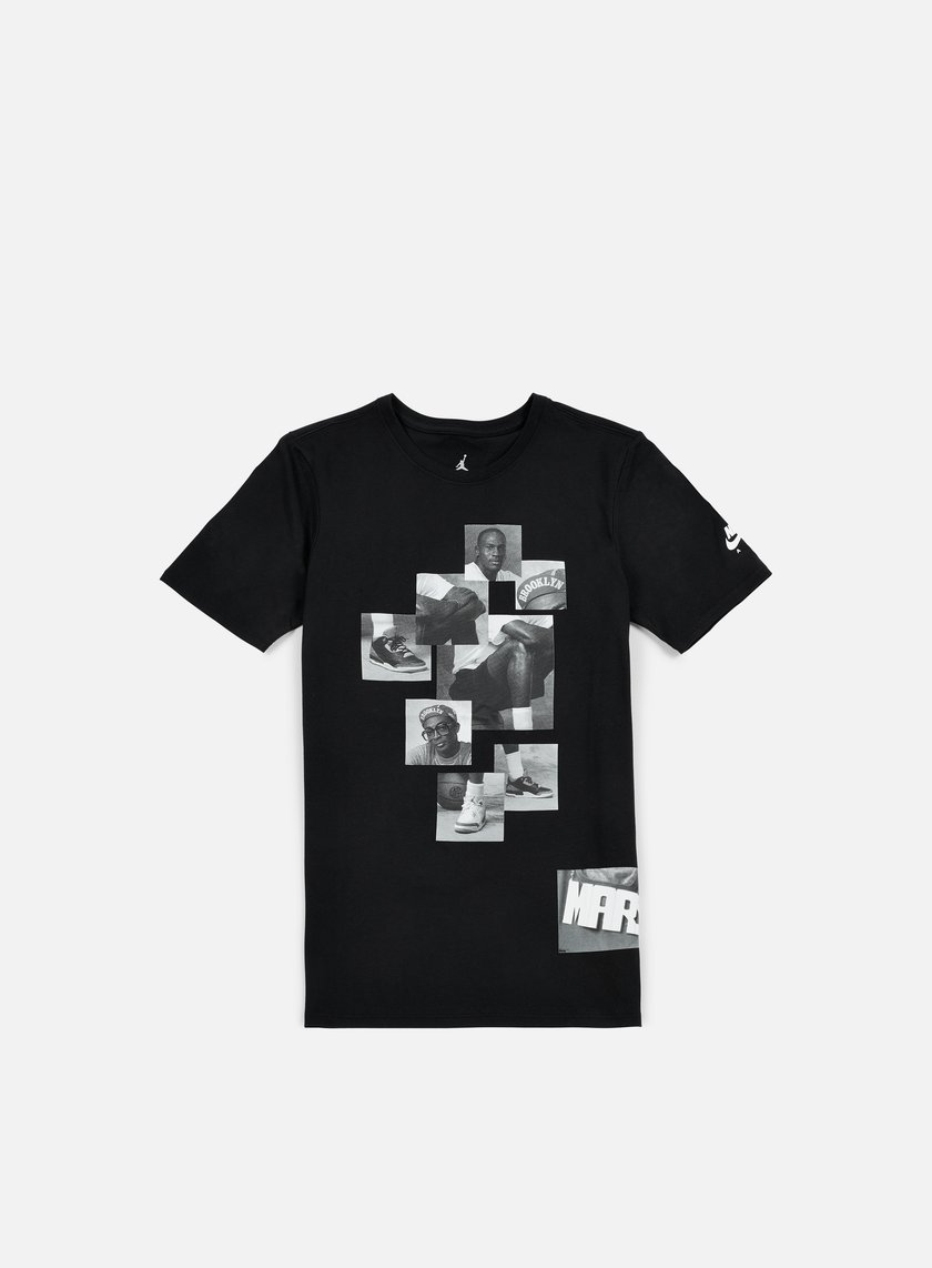 Jordan - AJ 3 Mike & Mars T-shirt, Black
