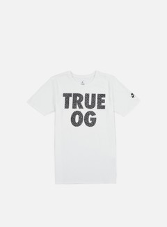 Jordan - AJ 3 True OG T-shirt, White/Anthracite