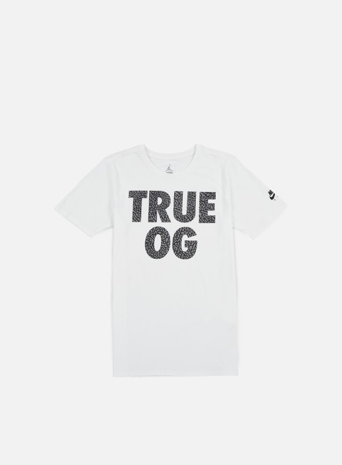 t shirt jordan aj 3 true og t shirt white anthracite