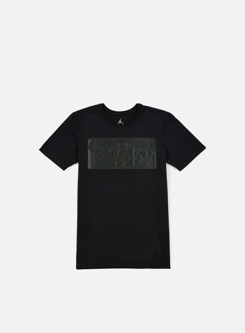 Jordan - AJ 31 Modern Wings T-shirt, Black/Anthracite