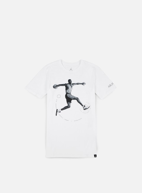 Sale Outlet Short Sleeve T-shirts Jordan AJ 5 T-shirt