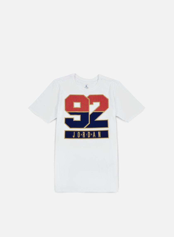 Jordan - AJ 7 1992 T-shirt, White