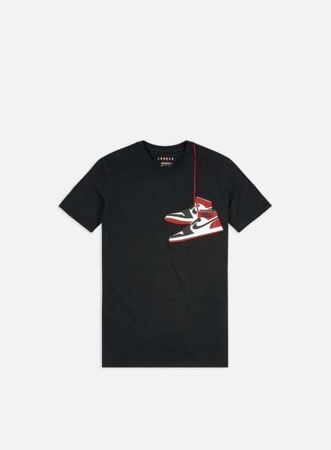 T-shirt a Manica Corta Jordan AJ1 Shoe T-shirt