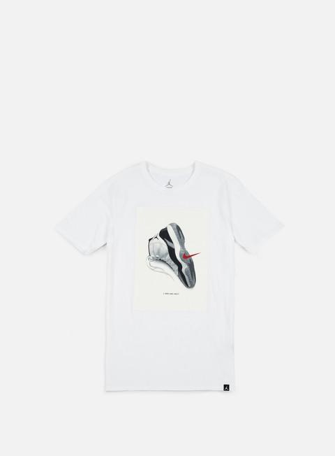 t shirt jordan aj11 cnxn t shirt white