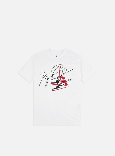 Short Sleeve T-shirts Jordan AJ85 T-shirt