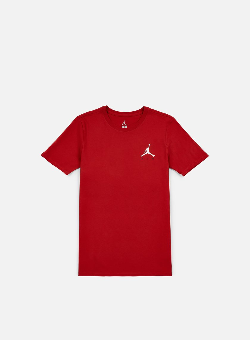 Jordan - All Day T-shirt, Gym Red/White