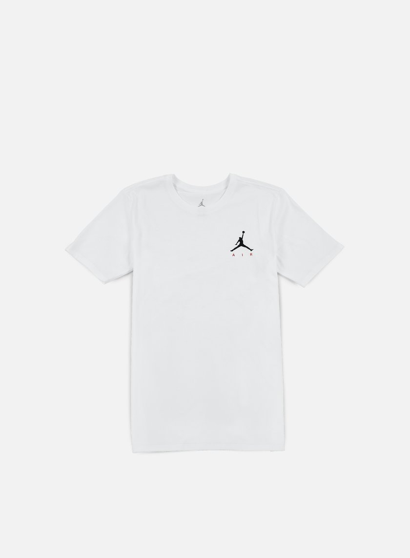 Jordan - All Day T-shirt, White/Black