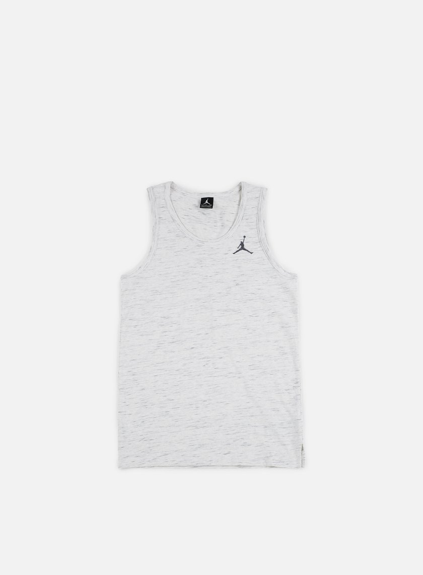 Jordan - All Star Tank, Black Heather/Cool Grey