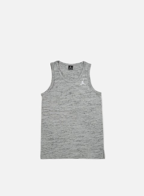 t shirt jordan all star tank dark grey heather white