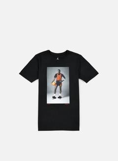Jordan - Banned Photo T-shirt, Black 1