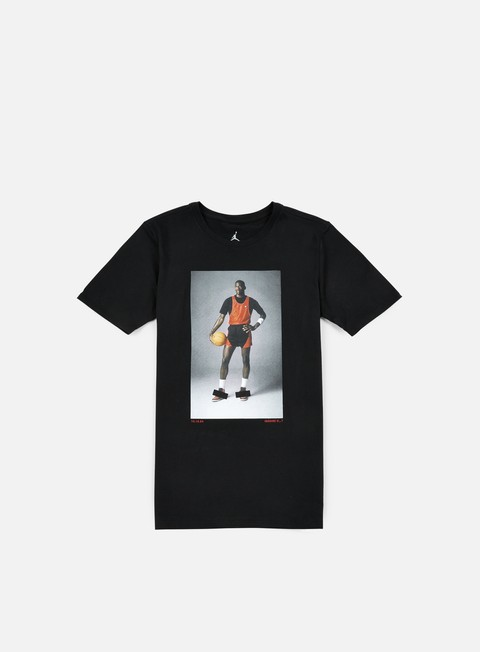 Sale Outlet Short Sleeve T-shirts Jordan Banned Photo T-shirt