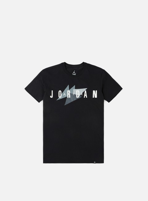 t shirt jordan brand 1 t shirt black white