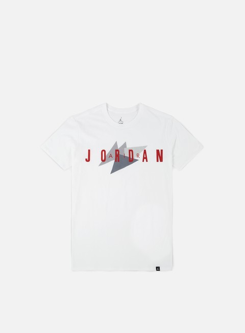 t shirt jordan brand 1 t shirt white gym red