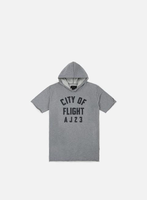 Outlet e Saldi T-shirt a Manica Corta Jordan City Of Flight T-shirt