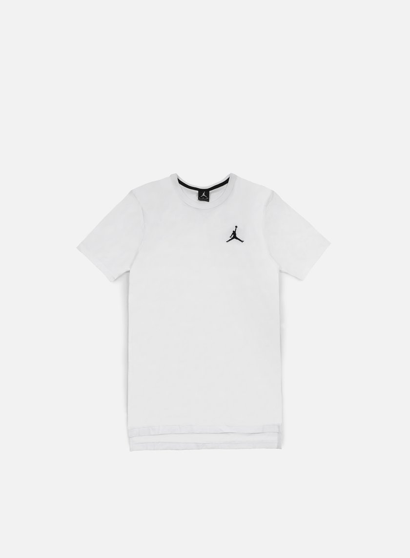 Jordan - Core Long T-shirt, White/Black