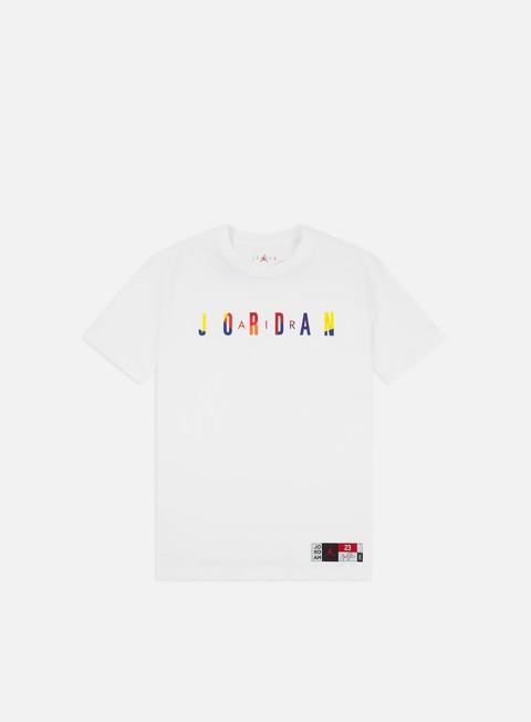T-shirt a Manica Corta Jordan DNA HBR T-shirt