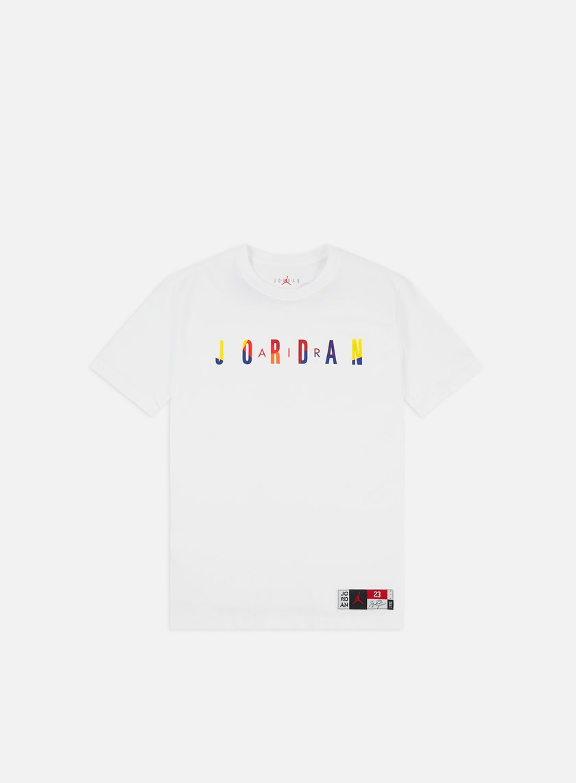 jordan t shirt logo