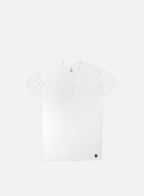 Sale Outlet Short Sleeve T-shirts Jordan Emboss Logo T-shirt