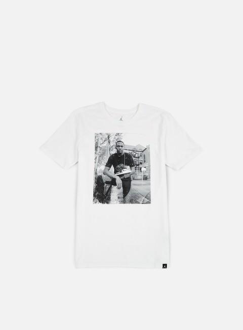 T-shirt a Manica Corta Jordan Fadeaway Coast T-shirt