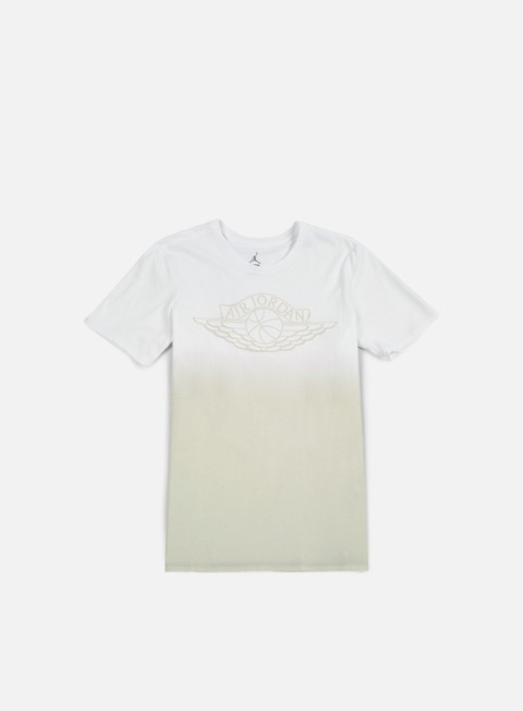 t shirt jordan fadeaway t shirt white light bone