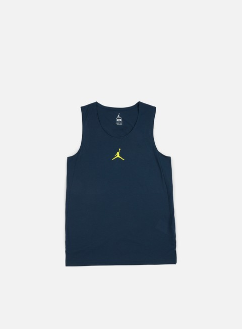 t shirt jordan flight basketball jersey armory navy electrolime