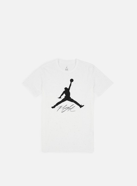 t shirt jordan flight cement t shirt white black
