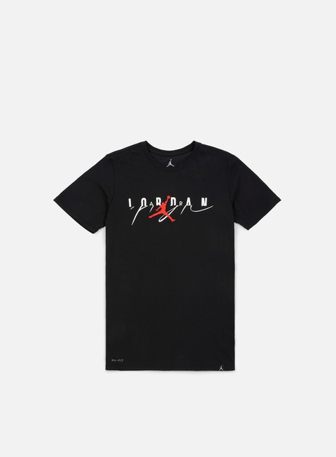 Outlet e Saldi T-shirt a Manica Corta Jordan Flight Mesh-Up T-shirt