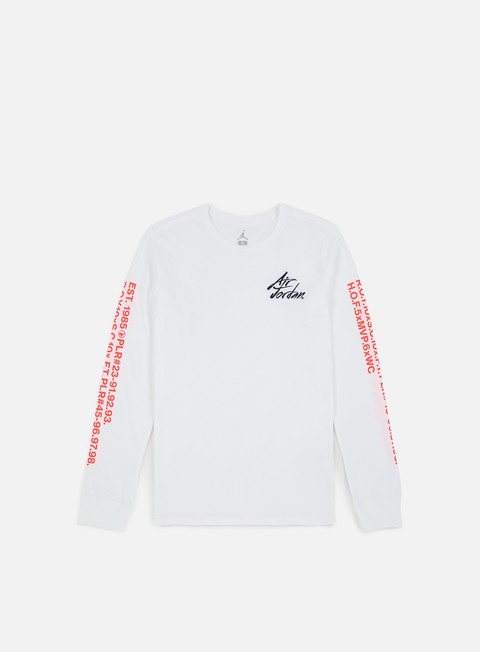 Sale Outlet Long Sleeve T-shirts Jordan Greatest LS T-shirt