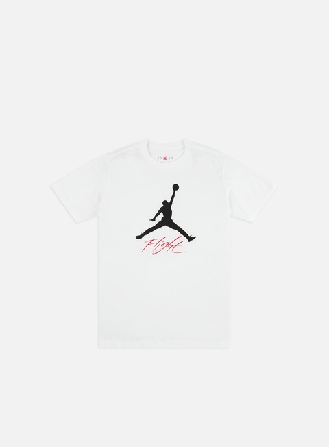 Outlet e Saldi T-shirt a Manica Corta Jordan HBR Jumpman Flight T-shirt