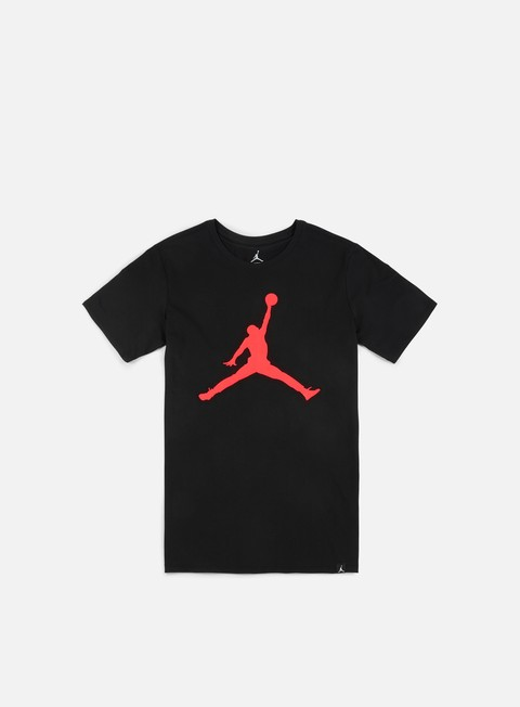 t shirt jordan iconic jumpman t shirt black infrared23