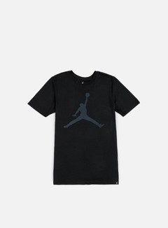 Jordan - Iconic Jumpman T-shirt, Black/White