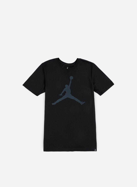 Jordan - Iconic Jumpman T-shirt, Black/White