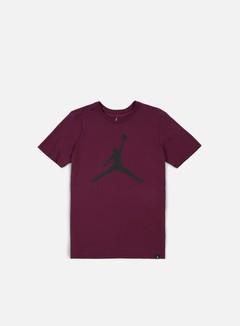 Jordan - Iconic Jumpman T-shirt, Bordeaux/Black