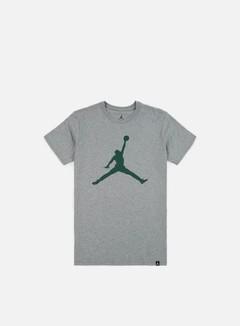 Jordan - Iconic Jumpman T-shirt, Carbon Heather/Midnight Grey