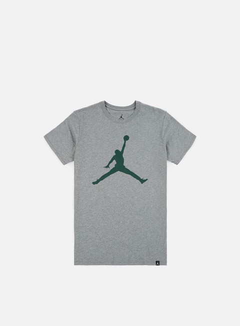 t shirt jordan iconic jumpman t shirt carbon heather midnight grey