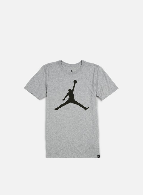 t shirt jordan iconic jumpman t shirt dark grey heather sequoia