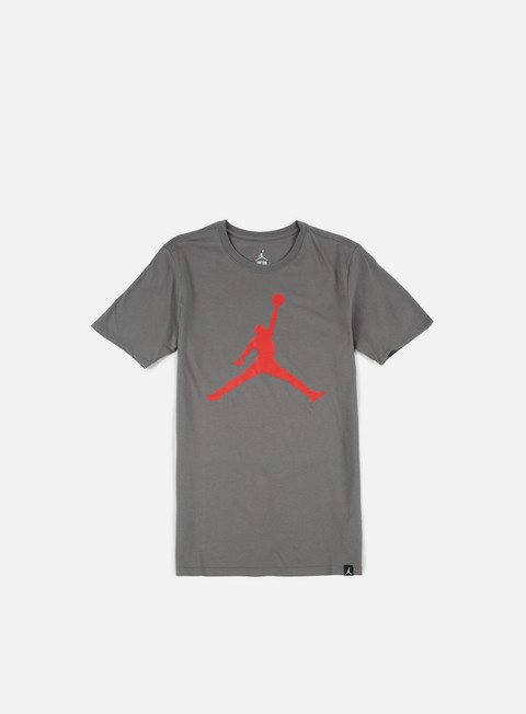 t shirt jordan iconic jumpman t shirt river rock university red