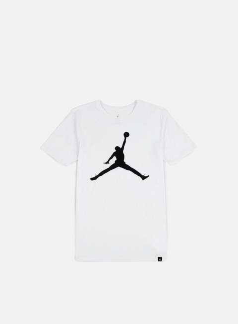 t shirt jordan iconic jumpman t shirt white black