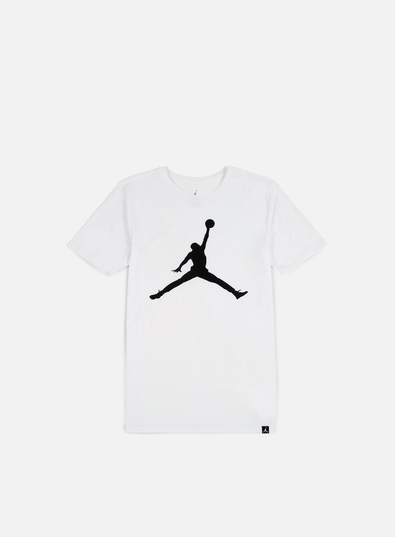 Jordan - Iconic Jumpman T-shirt, White/Black