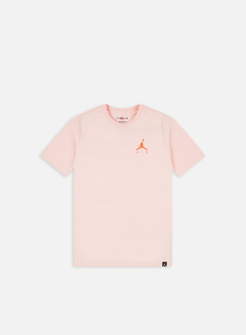 Short Sleeve T-shirts Jordan Jumpman Air Embroidery T-shirt