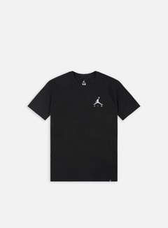 Jordan - Jumpman Air Emrboidery T-shirt, Black/White