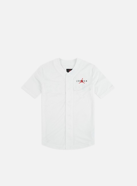 T-shirt a Manica Corta Jordan Jumpman Air Mesh Jersey