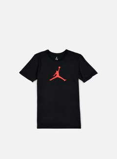 Jordan - Jumpman Dri-Fit T-shirt, Black/Infrared23 1