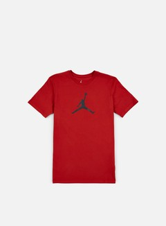 Jordan - Jumpman Dri-Fit T-shirt, Gym Red/Black