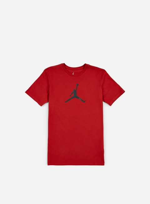 t shirt jordan jumpman dri fit t shirt gym red black