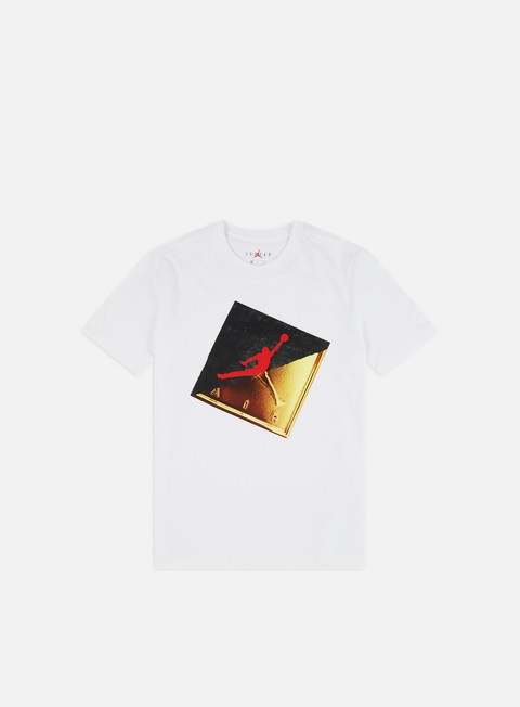 Outlet e Saldi T-shirt a Manica Corta Jordan Jumpman Slash T-shirt